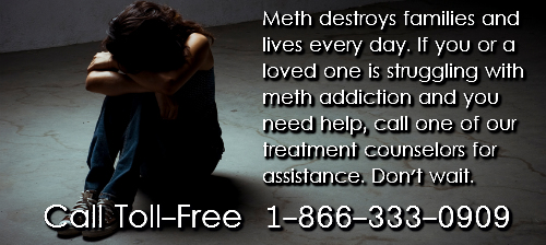 Statistics of Meth Addiction